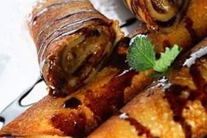 Венгерcкое меню: ингредиенты для приготовления блинчиков а-ля Гундель