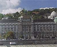Gellért - отель и купальня открылись в 1918 году