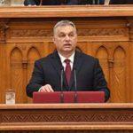 Виктор Орбан:Новый доклад зачитал премьер-министр правительству Венгрии
