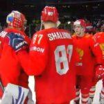 Россия всухую и с разгромным счетом одолела Францию в стартовом матче ЧМ по хоккею
