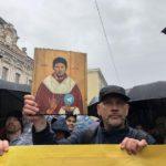 Число задержанных на Первомае в Петербурге возросло до 12 человек