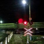 В Курской области машина с подростками врезалась в поезд