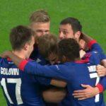 ЦСКА разгромил «Арсенал» и оставил «Зенит» без Лиги чемпионов