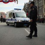 Петербургских активистов арестовали за иностранные флаги на Первомае