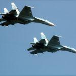 СМИ: Российский истребитель Су-27 «устрашает» НАТО