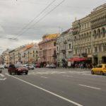 Центр Петербурга закроют для машин из-за соревнований по бегу