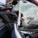 В Приморье произошло смертельное ДТП с легковушкой и микрогрузовиком